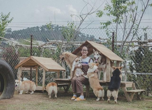 Trang Trại Cún – Puppy Farm