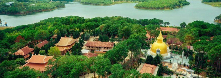 Dalat City Tour
