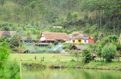 Dalat Valley Tour