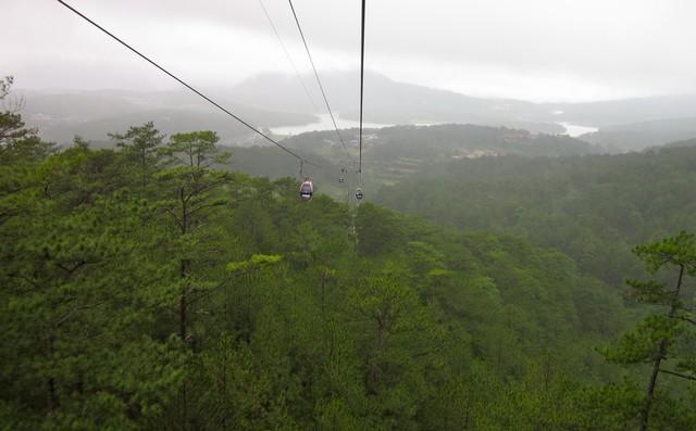 Dalat Cable Car