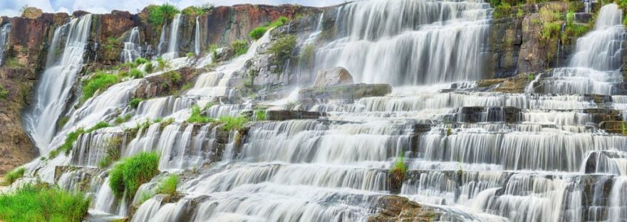 Pongour Waterfall Tour