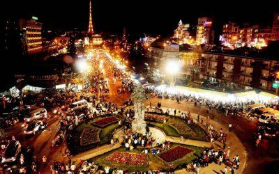 Dalat night market