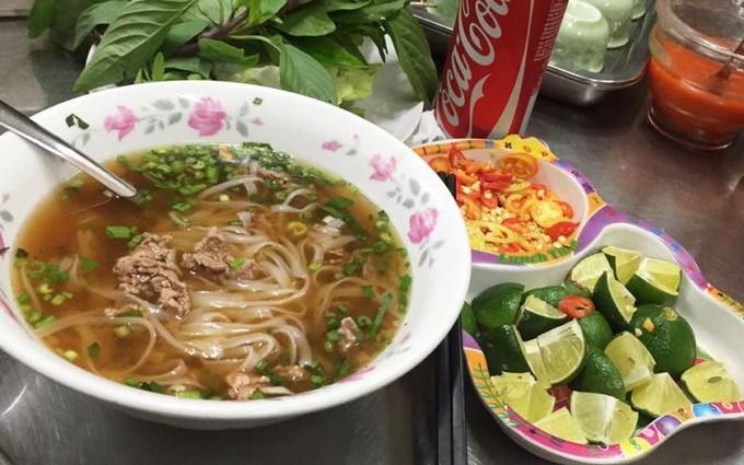 Lunch in Dalat - Pho Thung Dalat