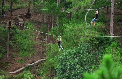 Dalat High Rope Tour