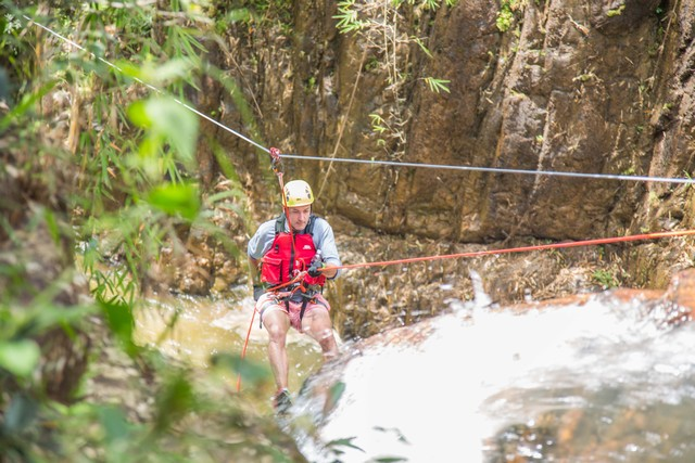 the system of Canyoning is alway innovated